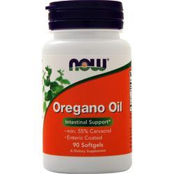 Now Oregano Oil 90 sgels