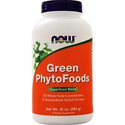 Now Green PhytoFoods Powder 10 oz