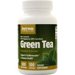Jarrow Green Tea (500mg) 100 caps