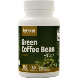 Jarrow Green Coffee Bean Extract 60 tabs