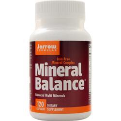 Jarrow Mineral Balance  BEST BY 3/18 120 caps