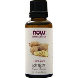Now Ginger Oil 1 fl.oz