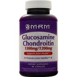 MRM Glucosamine Chondroitin (1500mg/1200mg) 90 caps