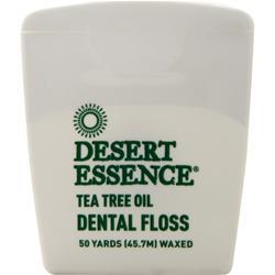 Desert Essence Tea Tree Oil Dental Floss 1 unit