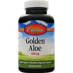 Carlson Golden Aloe - Aloe Vera Gel Concentrate 60 sgels
