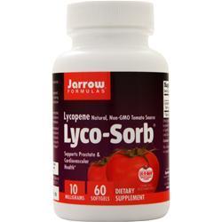 Jarrow Lyco-Sorb Lycopene (10mg) 60 sgels