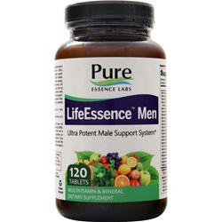 Pure Essence Labs LifeEssence - Men's Formula 120 tabs