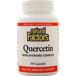 Natural Factors Quercetin Bioflavonoid Complex 90 caps