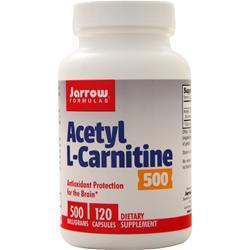 Jarrow Acetyl L-Carnitine (500mg) 120 vcaps