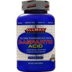 Allmax Nutrition D-Aspartic Acid 3.5 oz