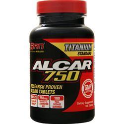 SAN Alcar 750 (Acetyl L-Carnitine) 100 cplts