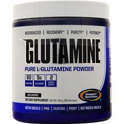 Gaspari Nutrition Glutamine Unflavored 300 grams