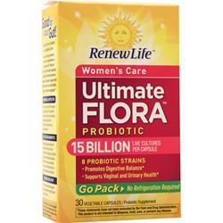 Renew Life Ultimate Flora RTS - Women's Probiotic 30 vcaps