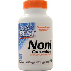 Doctor's Best Best Noni Concentrate (1300mg) 120 vcaps
