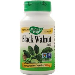 Nature's Way Black Walnut Hulls 100 caps