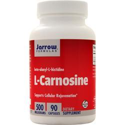 Jarrow L-Carnosine (500mg) 90 caps