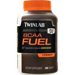 TwinLab BCAA Fuel 180 tabs
