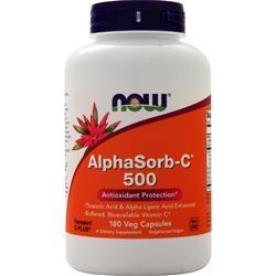 Now AlphaSorb-C 500 180 vcaps