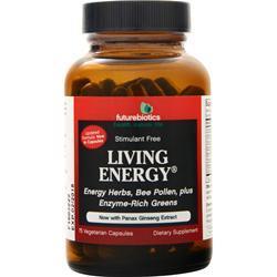 Futurebiotics Living Energy 75 tabs