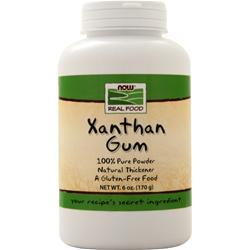 Now Xanthan Gum 100% Pure 6 oz