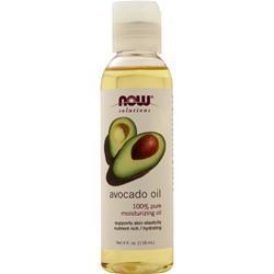 Now 100% Pure Avocado Oil 4 fl.oz