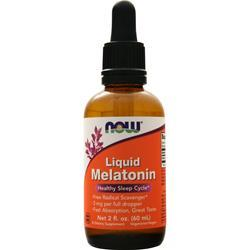 Now Liquid Melatonin 2 fl.oz