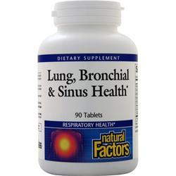 Natural Factors Lung Bronchial Sinus Health Reviews