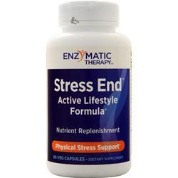 Enzymatic Therapy Stress End  EXPIRES 3/31/17 90 vcaps