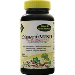 Diamond Herpanacine Diamond Mind 60 tabs