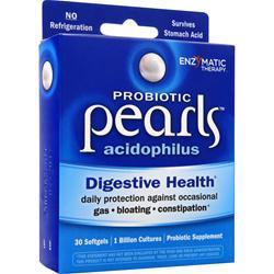 Enzymatic Therapy Acidophilus Pearls 30 sgels