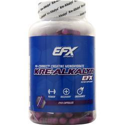All American Efx Kre-Alkalyn EFX 240 caps