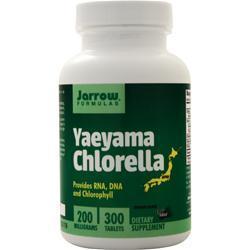 Jarrow Yaeyama Chlorella 300 tabs