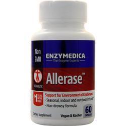 Enzymedica Allerase 60 caps