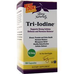 EuroPharma Terry Naturally - Tri Iodine (12.5mg) 180 caps