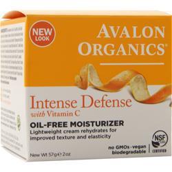 Avalon Organics Intense Defense Moisturizer with Vitamin C 2 fl.oz