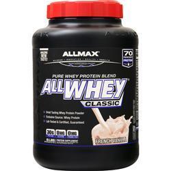 Allmax Nutrition AllWhey Classic French Vanilla 5 lbs