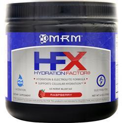 MRM HFX Hydration Factor Raspberry 170 grams
