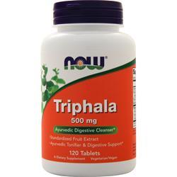 Now Triphala 120 tabs