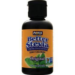 Now Stevia Liquid Extract Original 2 fl.oz