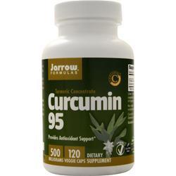 Jarrow Curcumin 95 120 vcaps
