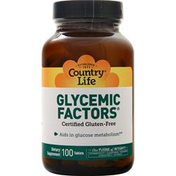 Biochem Glycemic Factors 100 tabs