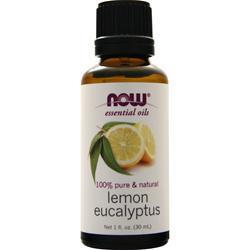 Now Lemon & Eucalyptus Oil Blend 1 fl.oz