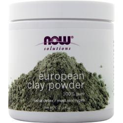 Now European Clay 6 oz
