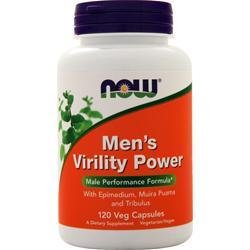 Now Men's Virility Power 120 vcaps