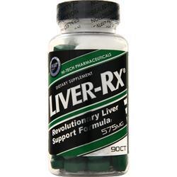 Hi-Tech Pharmaceuticals Liver-Rx 90 tabs