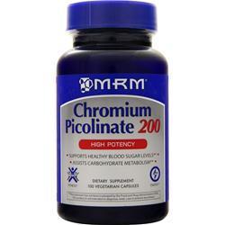 MRM Chromium Picolinate 200 100 caps