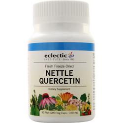 Eclectic Institute Fresh Freeze-Dried Stinging Nettle Quercetin 90 vcaps