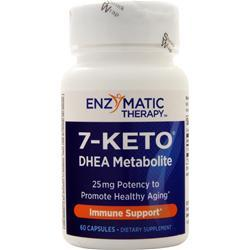 Enzymatic Therapy 7-Keto DHEA Metabolite 60 caps