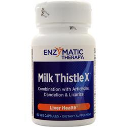 Enzymatic Therapy Milk Thistle X 60 caps