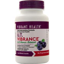 Vibrant Health U.T. Vibrance - Mannose & Botanicals 50 tabs